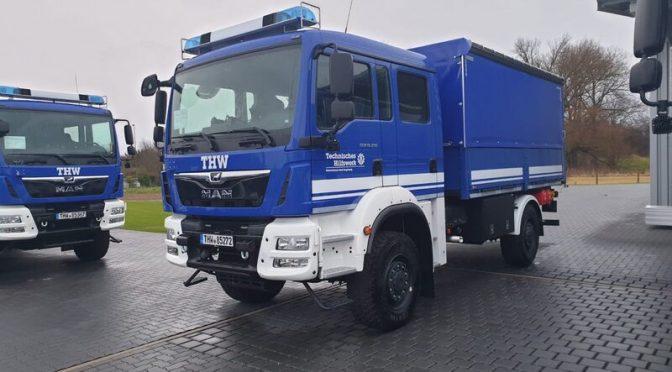 Neues Fahrzeug: Mannschaftslastwagen IV (MLW IV)